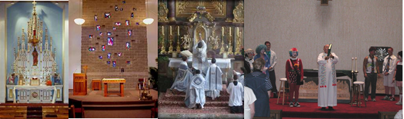 Traditional vs. Novus Ordo