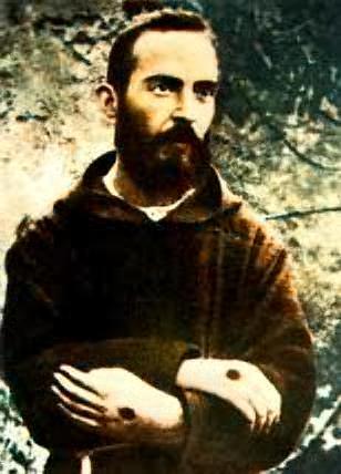 Stigmata of St. Padre Pio