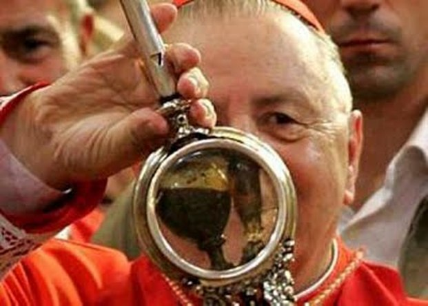 St. Januarius Miracle of the Blood